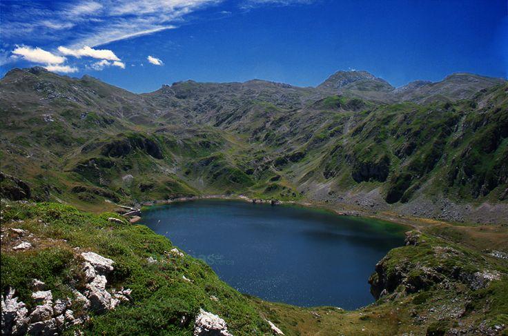 lagos de saliencia