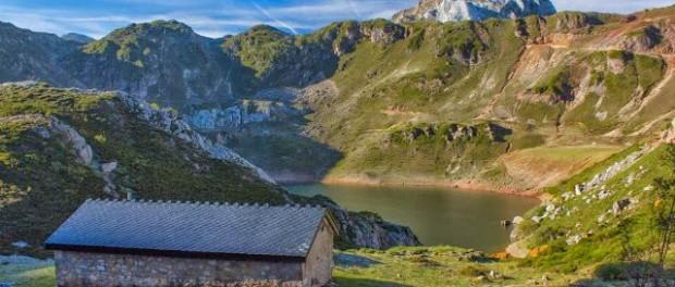 paisaje lagos de saliencia