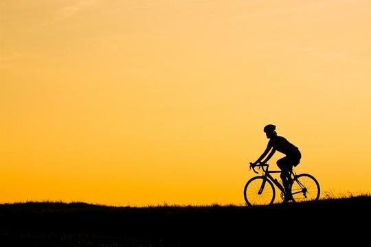 paseo bicicleta turismo rural