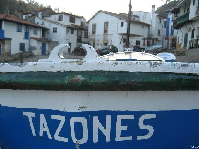 barca tazones