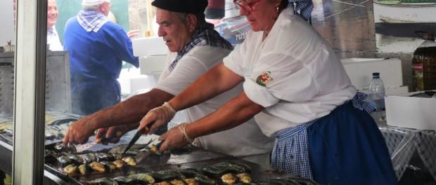 Festival sardinas candas